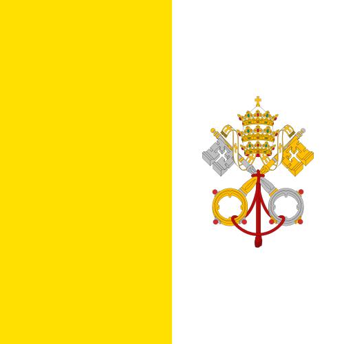 Bandeira da Cidade do Vaticano