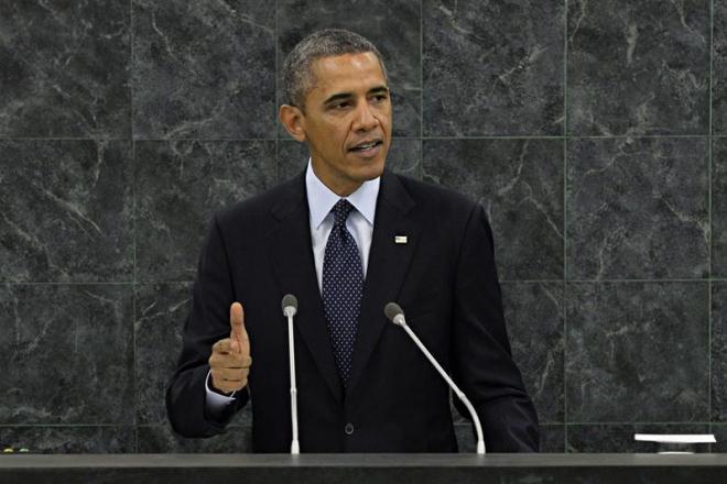 Obama hoje, na ONU. Foto: Agência Efe