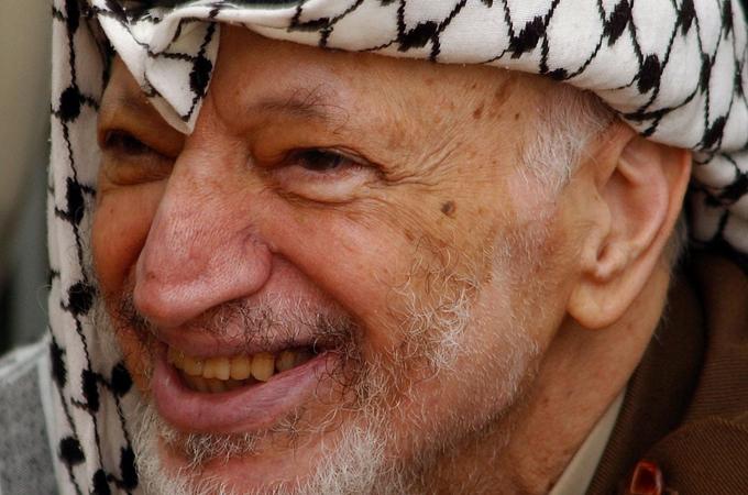 Yasser Arafat Foto: Reuters