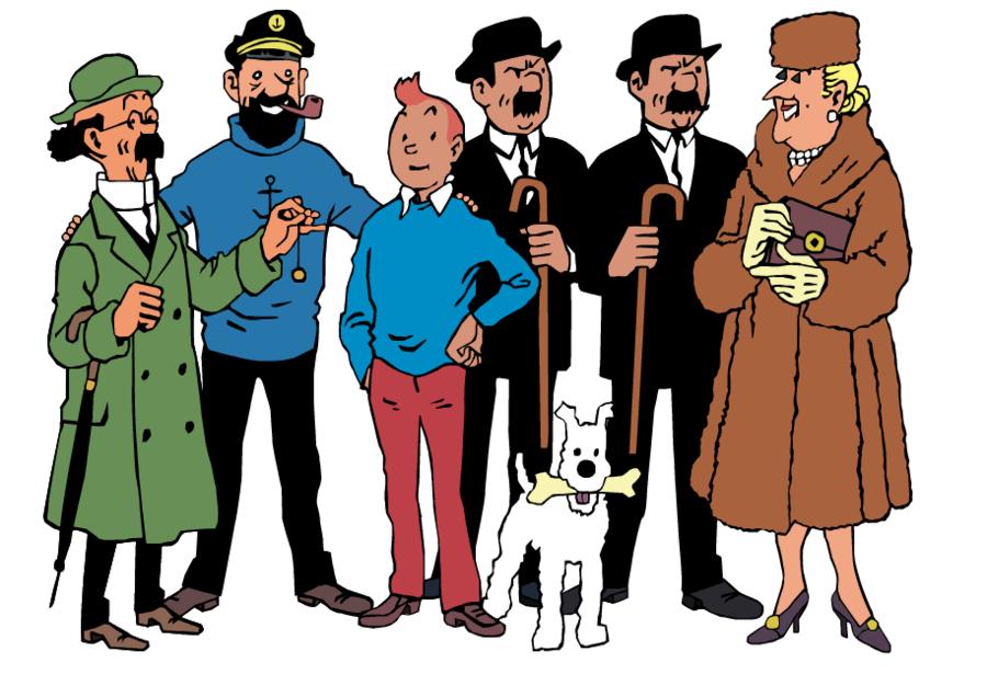 Hergé - Tim Und Struppi 17 - Tim Im Kongo