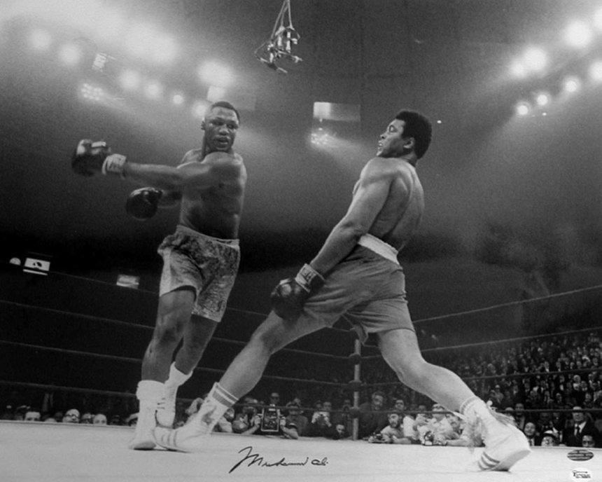 O balé de Muhammad Ali que muitos tentam imitar.