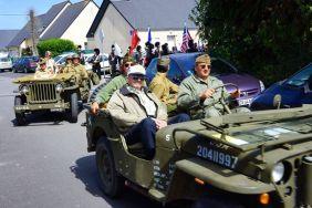 Desfile de veteranos