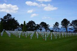 Cemitério dos EUA na Normandia