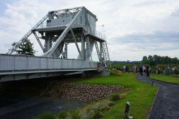 A ponte Pégaso hoje