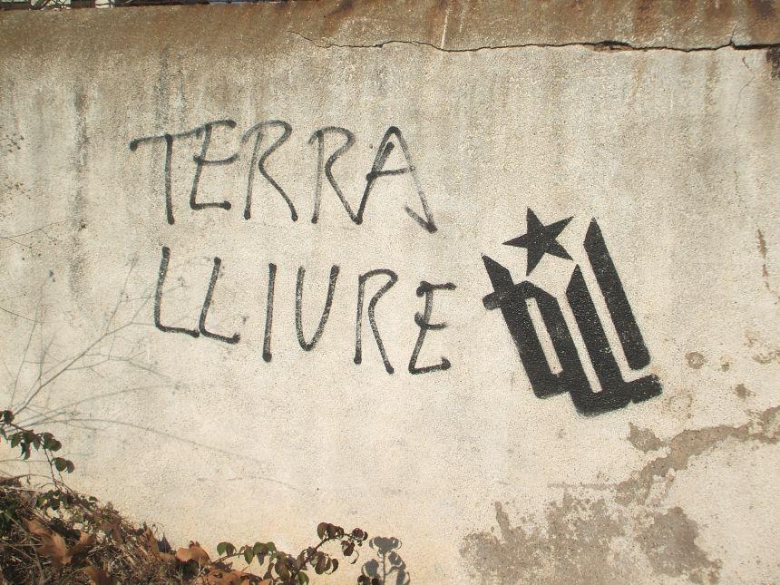 Grafite do Terra Lliure