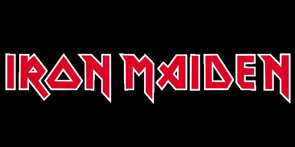 Logo da banda de heavy-metal Iron Maiden.
