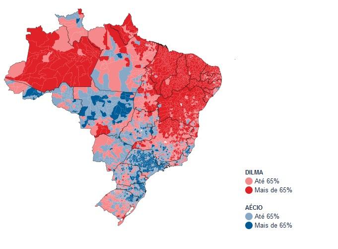 Infográfico do jornal O Globo