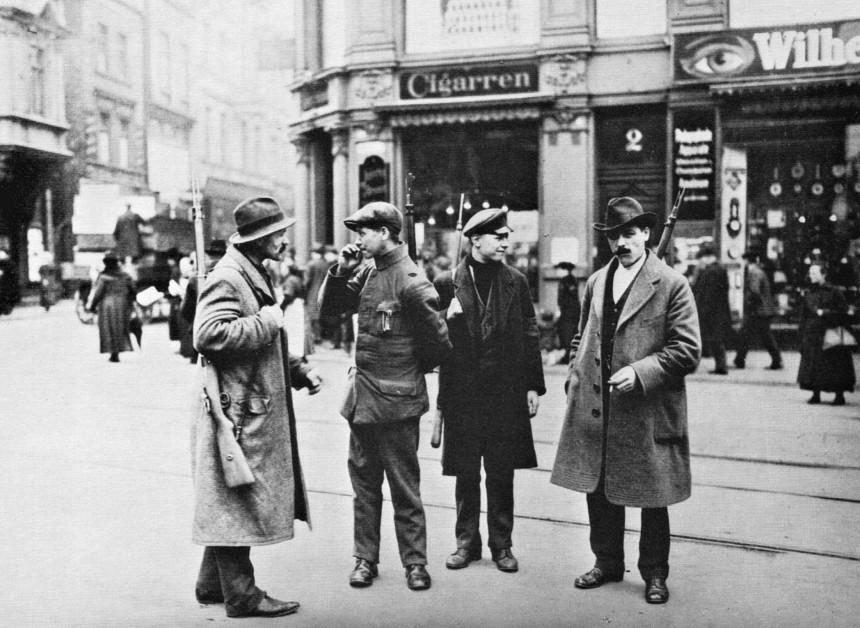 Voluntários do Exército Vermelho do Ruhr