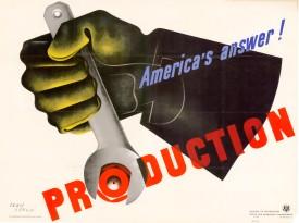 """""""Produção. Resposta americana!"""""""
