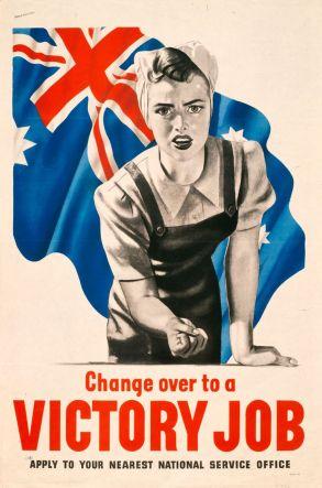 Victory Job na Austrália - 1