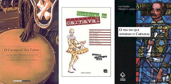 livros carnaval 1