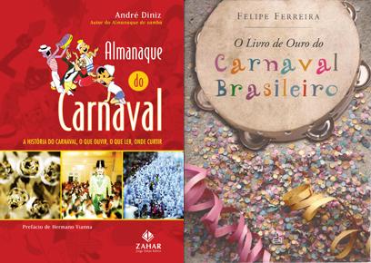 livros carnaval 2