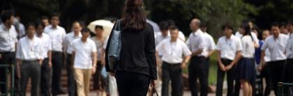 Tokyo's Last-Train-Home Culture Under Fire As Abe Backs Women