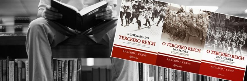 capa terceiro reich