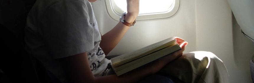 leitura aviação