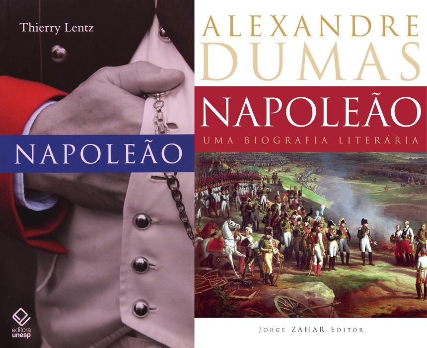 biografias livros napoleao