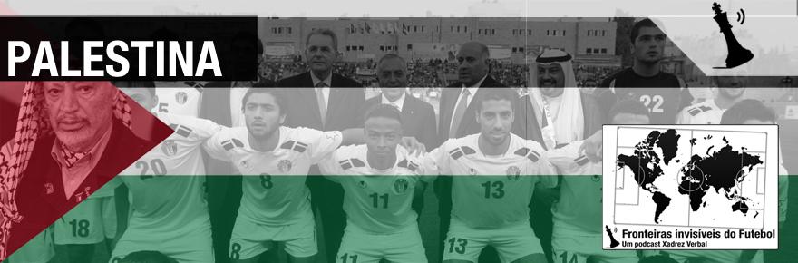 capa futebol palestina